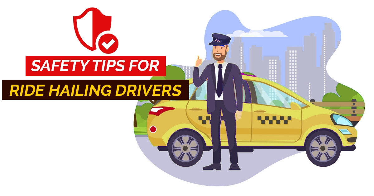 Top Safety Tips for Ride-hailing Drivers