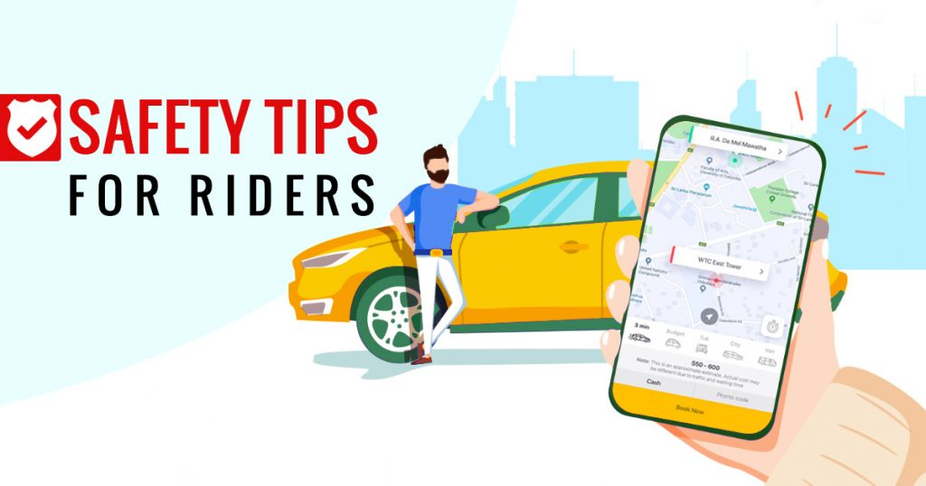 Safety Tips for Riders