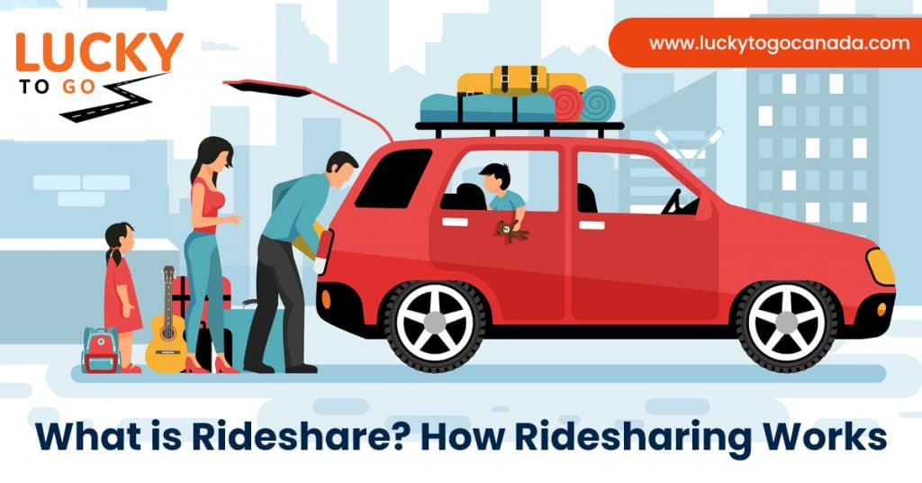What is Rideshare? How Ride-Sharing Works