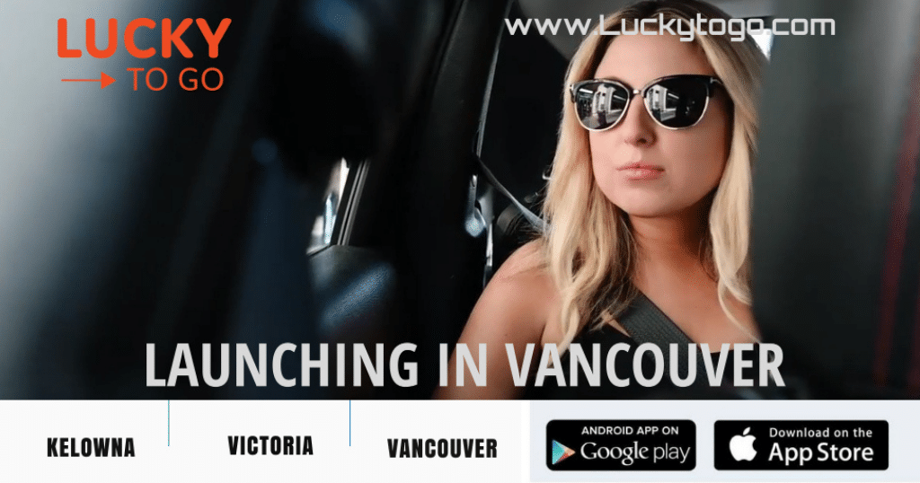 Lucky to Go's Service Update for Greater Vancouver