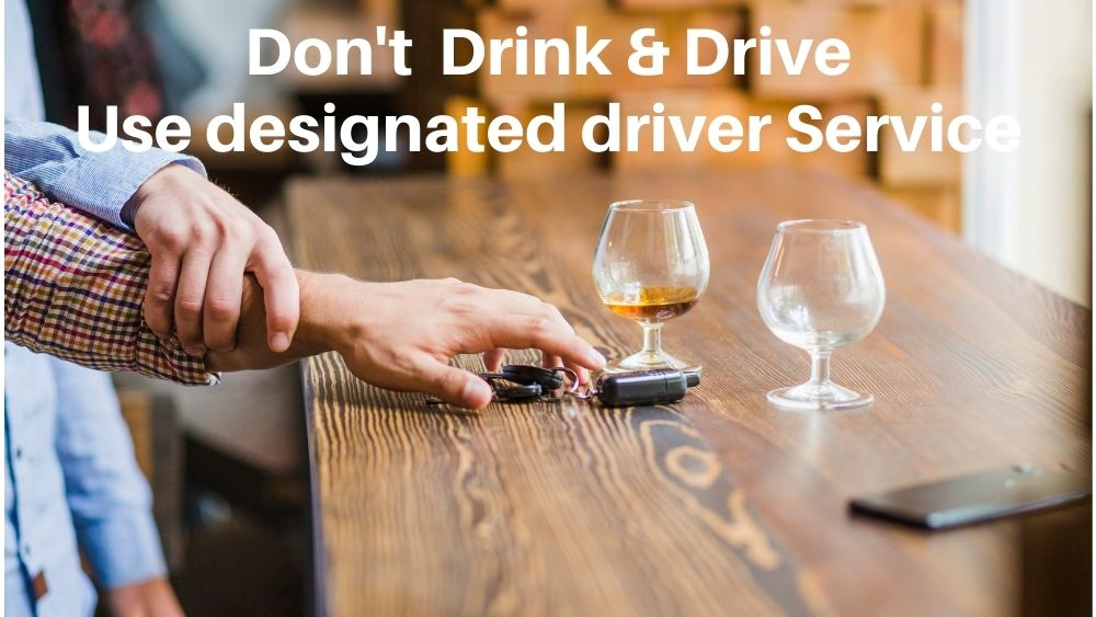 Designated Drivers Reduce Drunk Driving, Save Lives, & Prevent Injuries